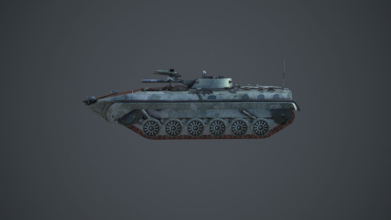 tank bmp-1 x