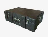 Military black case