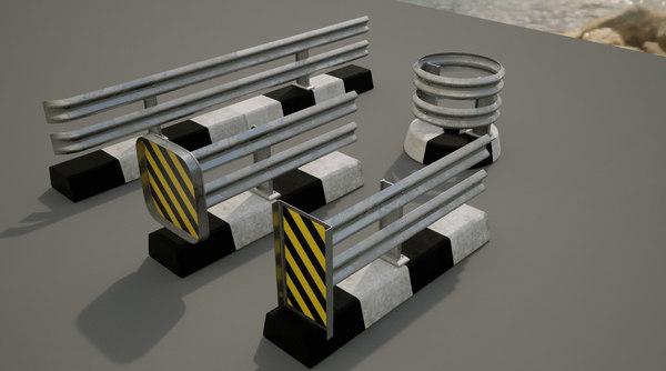 free ma mode highway guard rails