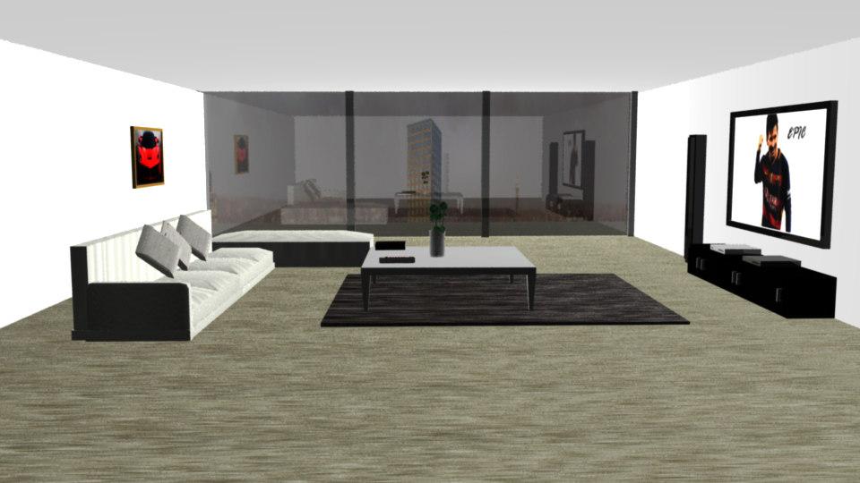 living room interior ma