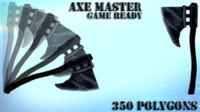 3d axe