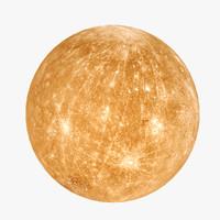 3d model mercury