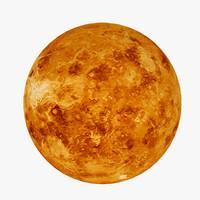 Lowpoly Venus