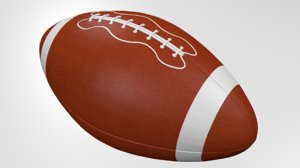 ball american football 3d 3ds