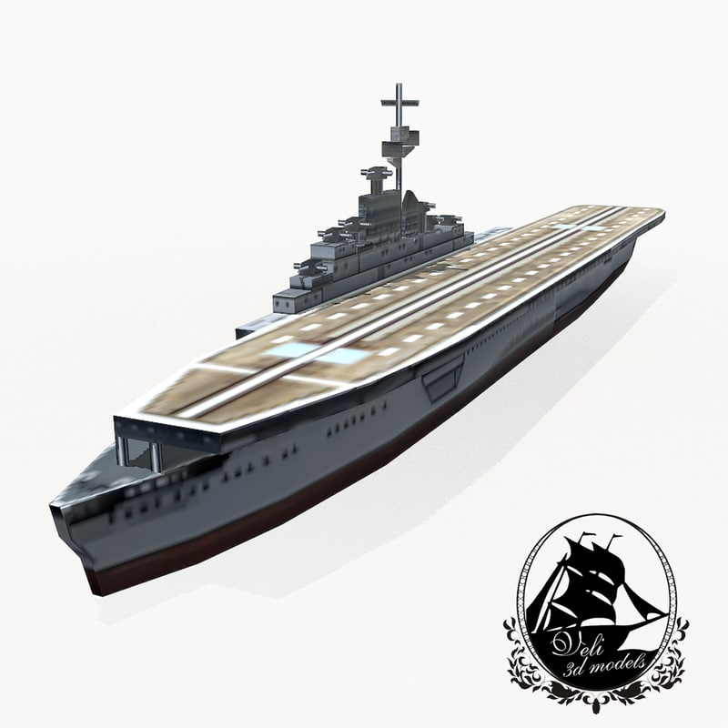 3d model class carriers