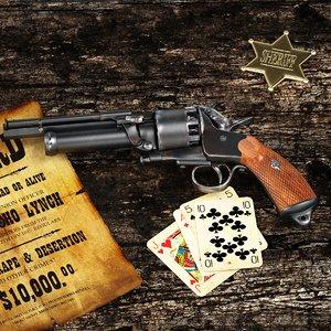 revolver lemat obj