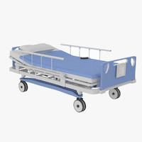 Hospital Bed Z1