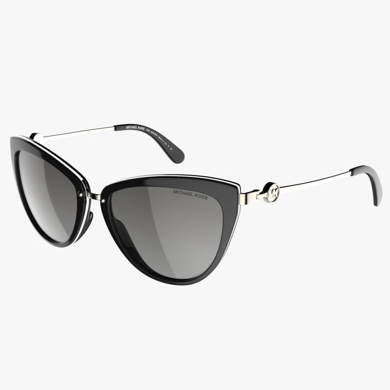 3d stylish michael kors sunglasses