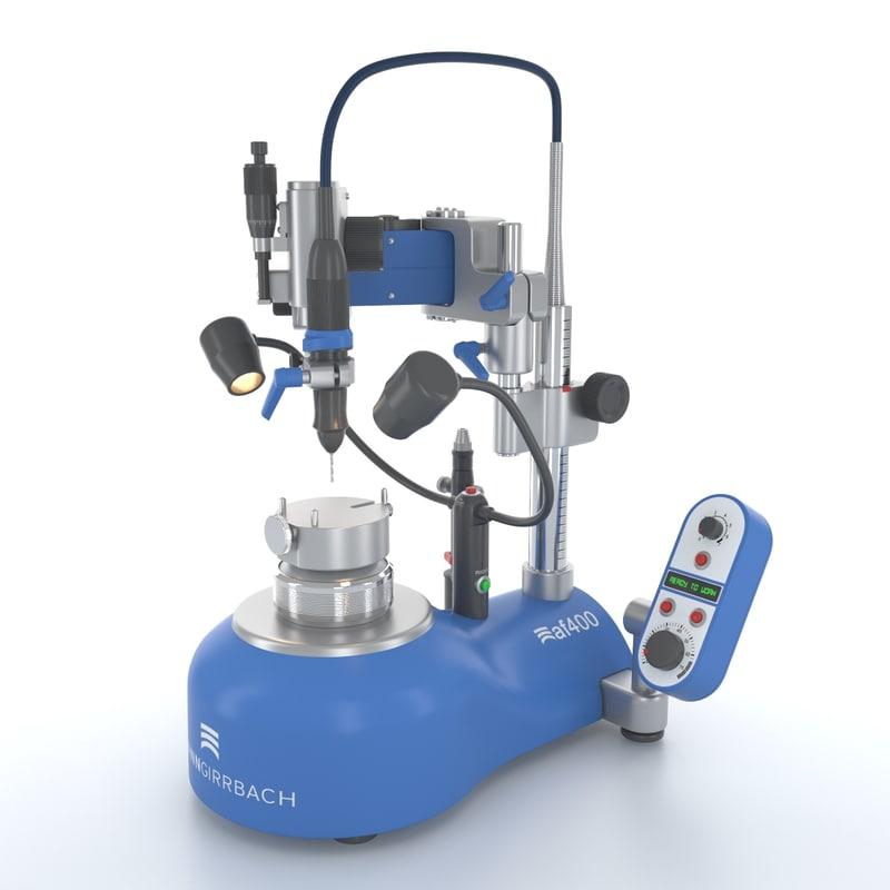 dental milling machine amanngirrbach max