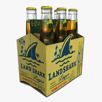 3ds pack land shark beer