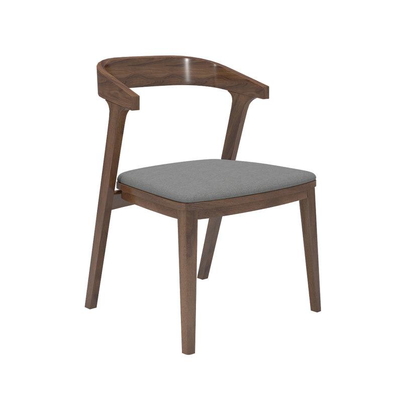 tessie dunn dining chair 3d model