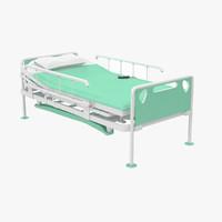 bed z2 3d model
