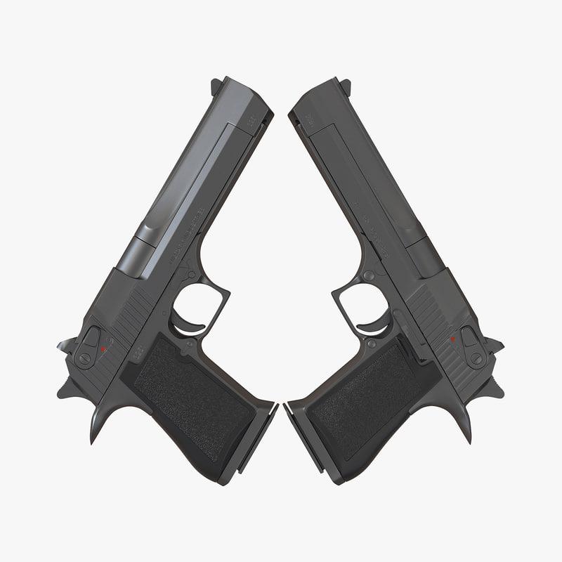 generic pistol 3d 3ds