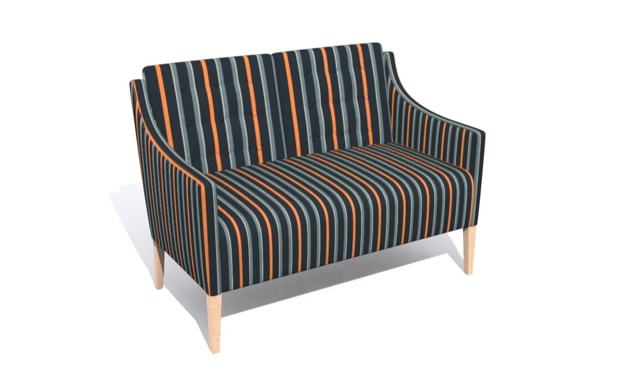 seater sofa 3d model