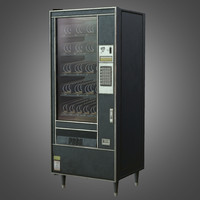 Vending Machine - PBR Game Ready