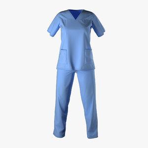 female surgeon dress 17 max