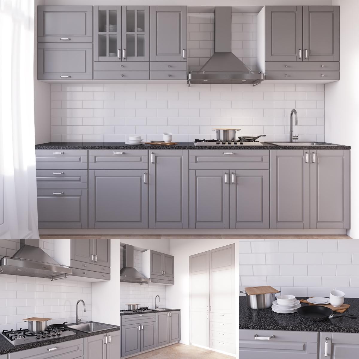 Cocina IKEA BODBYN