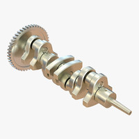 crankshaft crank shaft 3ds