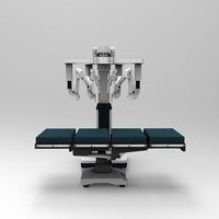 Robotic Surgery Device and Operating Table