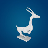 Sculpture Antelope