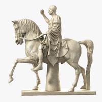 Equestrian Statue of Marcus Nonius Balbus