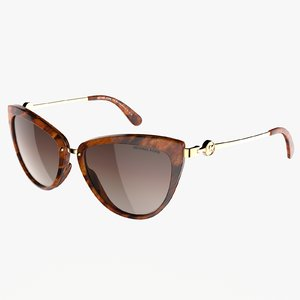 3d max stylish michael kors sunglasses