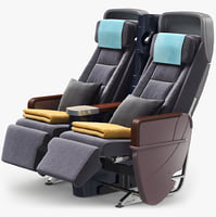 Airplane Chairs