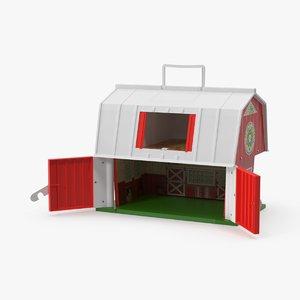 max vintage fisher price barn