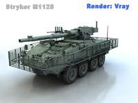 m1128 stryker tank max