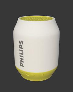 philips bt50 3d model