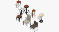 Chair & Stool Collection
