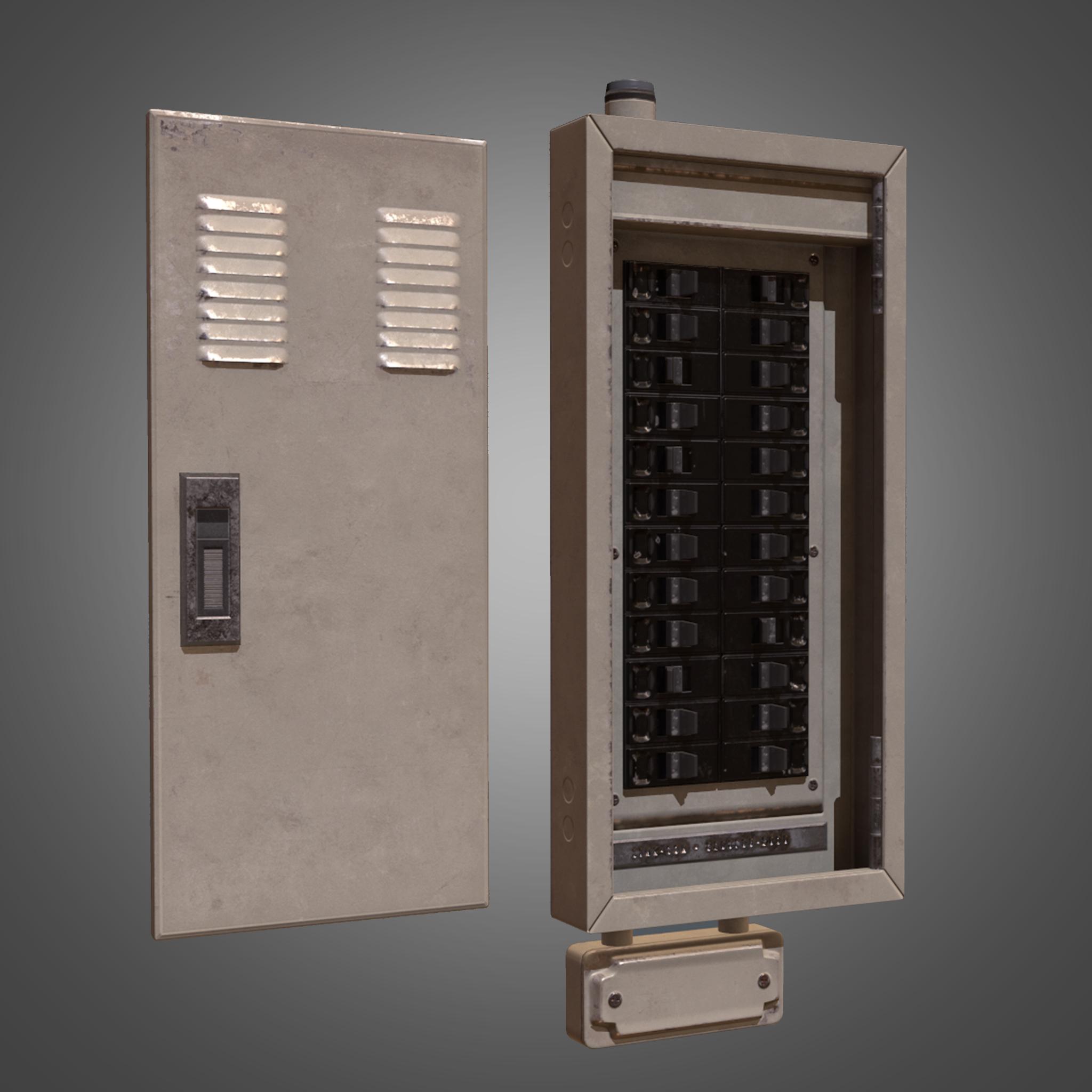 Home Fuse Box