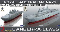 Canberra Class Royal Australian Navy