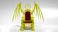 The King Throne