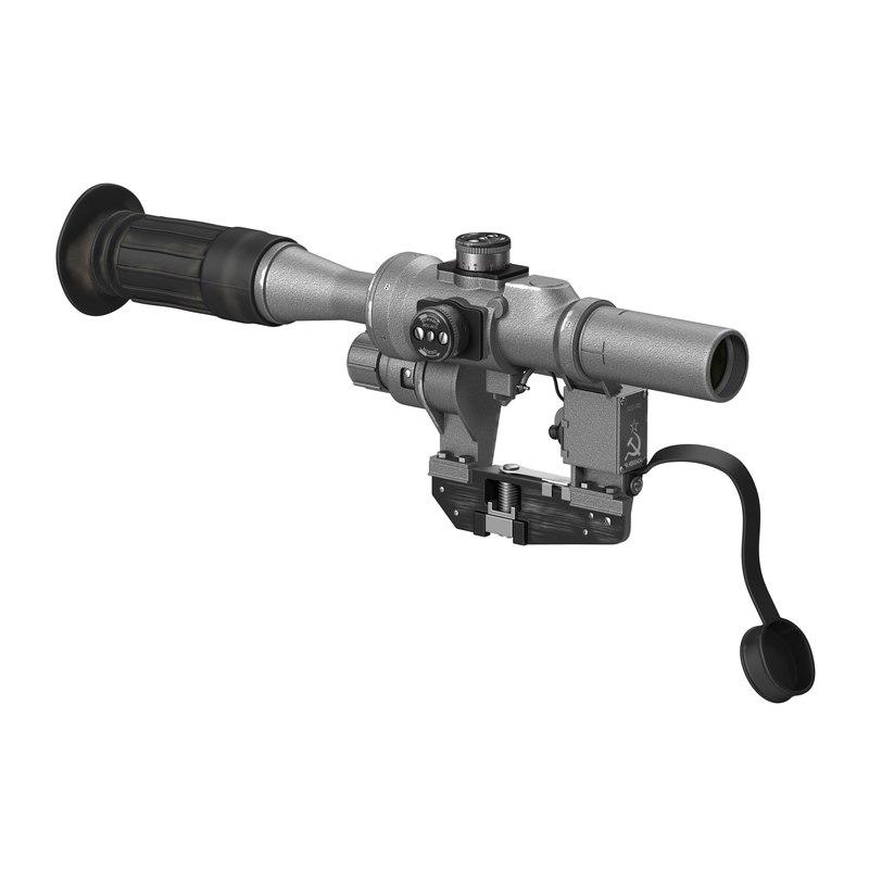 max russian telescopic sight pso