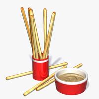 max breadsticks dip