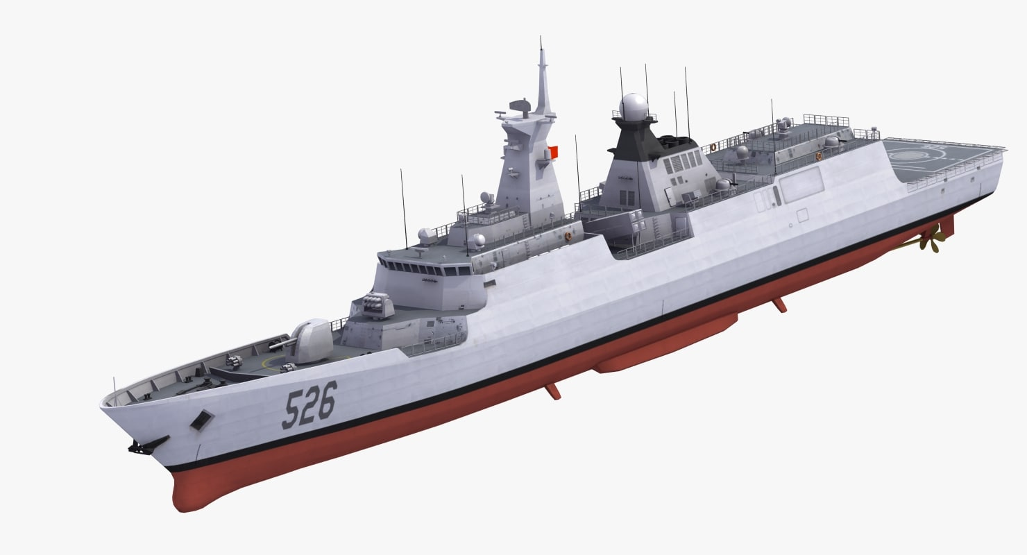 type054 frigate max