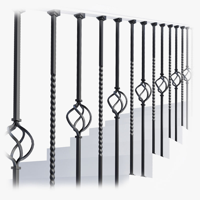 max forged balusters