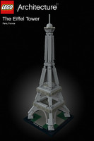 Lego 21019 The Eiffel Tower