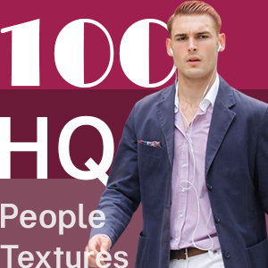 100 HQ people collection (new 2016)