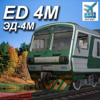 max ed4m train