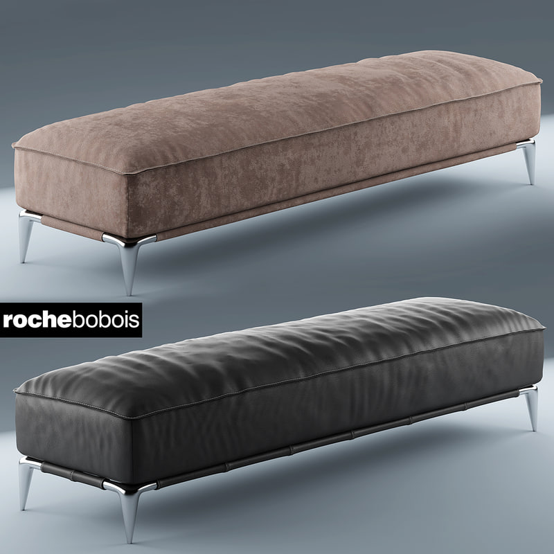 3d roche bobois pouf. Black Bedroom Furniture Sets. Home Design Ideas