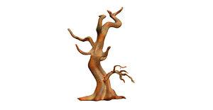 fantasy old tree 3d obj