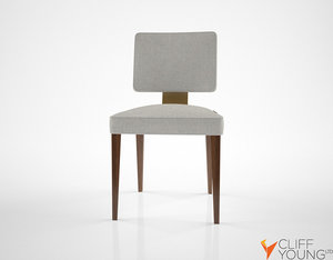 cliff young thought chair 3d max