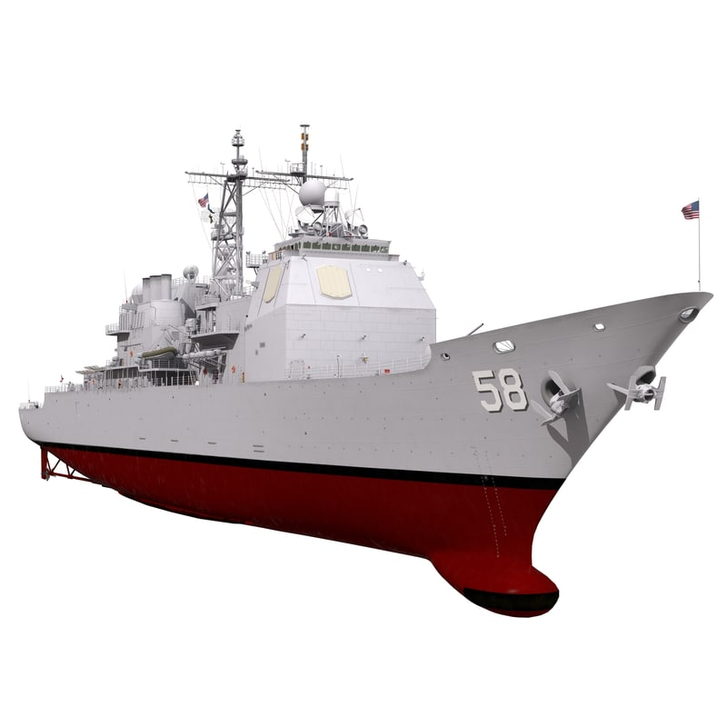 3d ticonderoga class cruiser philippine