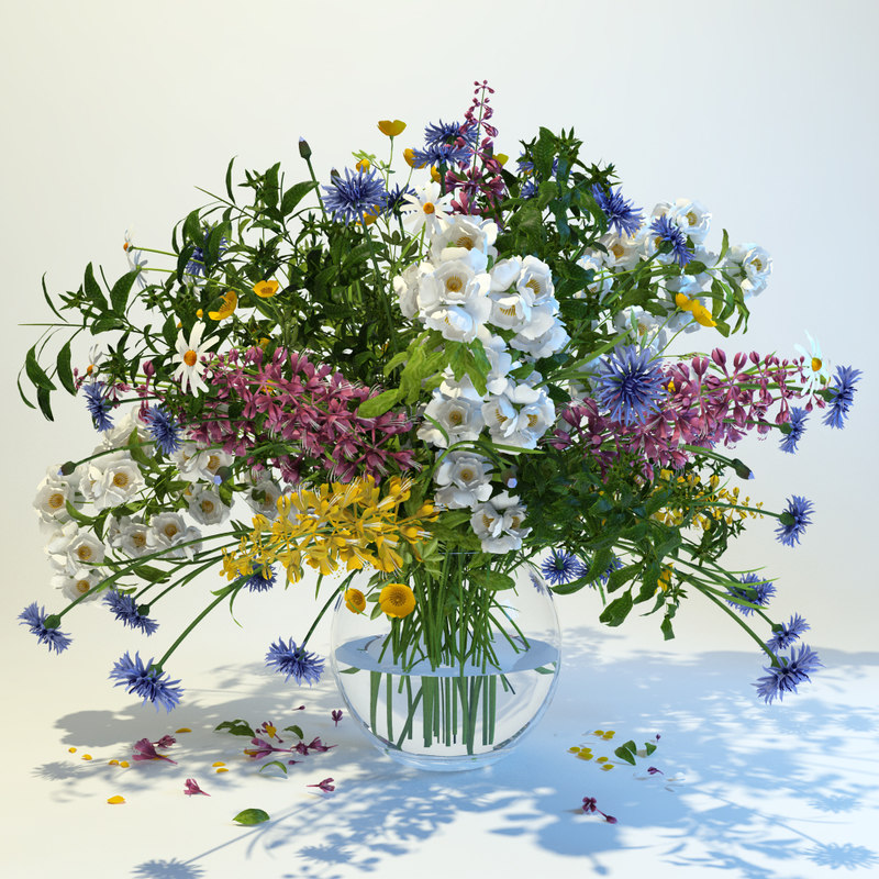fbx wildflowers bouquet