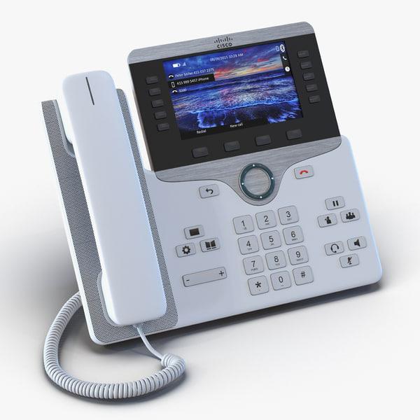 fbx cisco ip phone 8861