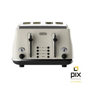 3d model delonghi icona toaster