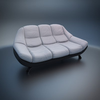 3d sofa mello model