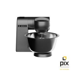 realistic bosch food mixer 3d model